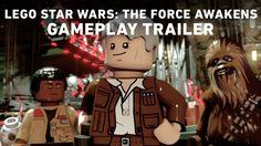 LEGO Star Wars: The Force Awakens Gameplay Trailer #DarthViral #StarWars