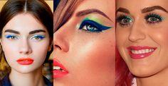 Sugestões de maquiagens para o carnaval 2016