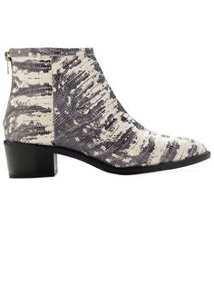 Spring 2013 Shoe Report: 50 Chic Pairs: Headed West