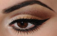 How to Evening Eye Make Up.