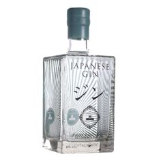 Japanese Gin. 42 % ABV. Classic. The Cambridge Distillery's 'Japanese Gin' is the first in the world to combine quintessential juniper notes with traditional Japanese botanicals.  Organic juniper hand-harvested in Macedonia, shiso leaf, seasame seeds, sanshō, yuzu,  and cucumber.