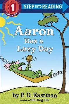 """new Juvenile eBook """"Aaron has a Lazy Day"""" By: P.D. Eastman"""