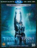 Tron: Legacy/Tron [5 Discs] [Includes Digital Copy] [3D] [Blu-ray/DVD] [Blu-ray/Blu-ray 3D/DVD], 10653400