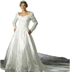 Wedding Dress Gown - White Bridal Gown  Informal Bridal Gown  Ball gown by Sean Collection (B8013) White: http://www.amazon.com/Wedding-Dress-Gown-Informal-Collection/dp/B000TTIFFO/?tag=wwwcert4uinfo-20
