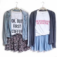 Left or Right??? credit @dressmelikethat #americanstyle