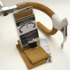 8c0ce959c Velobitz Vintage Soft Suede Handlebar Cover Kit