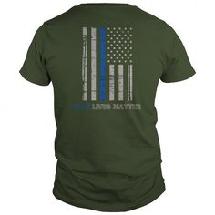 Make this awesome proud Police:  Police Week Policeweek Police Week Blue Lives Matter as a great gift job jobtitle Shirts T-Shirts for Polices Policeman