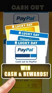 Lucky Day - Win Real Money!– miniatyr av skärmdump