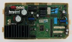 #Samsung #DC92-00618E Laundry Washer Electronic Control Board