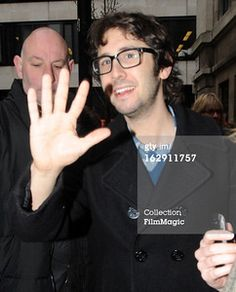 LONDON, UNITED KINGDOM - MARCH 01: Josh Groban pictured at Radio 2 on March 1, 2013 in London, England. (Photo by SAV/FilmMagic)