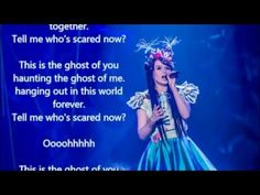 "Jamie-Lee Kriewitz ""Ghost"" - Germany Eurovision 2016 (Lyrics)"