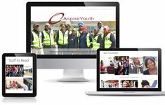 Website for AspireYouth in Cape Town. Freelance Designer, Cape Town, Creative Business, Designing Women, Competition, Surfing, Web Design, Website, Reading