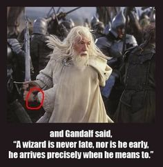 00a4bb7af927852fb7056da5ed8bf468 dark ages ian mckellen it's like a cute little talking dictionary! lord of the rings