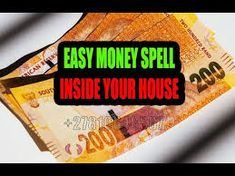 Money Spells create Luck, wealth and happiness. Spells that are aimed to bring Money, Luck, Wealth from known or unknown openings to make you free debts and become Rich
