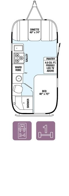 Popular 1000+ Images About Airstream Blueprints On Pinterest   Cloud Queen Beds And Vintage Airstream