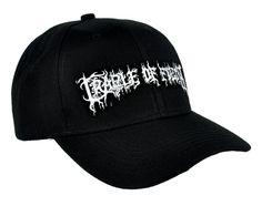 Cradle of Filth Hat Baseball Cap Extreme Metal Clothing