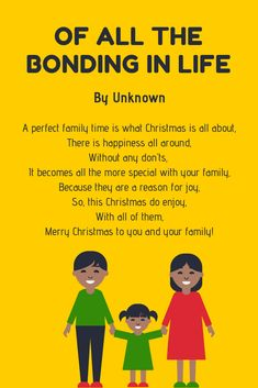 Christmas poems are perfect to share with your family and friends. And to help you out, here are over 20 examples of Christmas poems for kids. Advent For Kids, Advent Calendars For Kids, Christmas Poems, What Is Christmas, Poems About Life, Bond, Holidays, Funny, Holidays Events