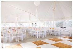 Eine funkelnde und stimmungsvolle Hochzeit   Friedatheres