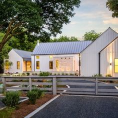 farmhouse exterior by Olsen Studios