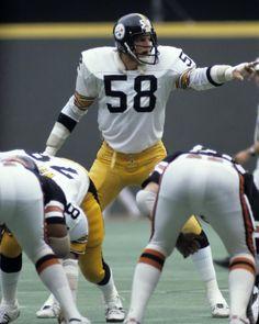 JACK LAMBERT 1978 Pittsburgh Steelers 8x10 photo print photograph