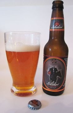 Ichabod combines malted barley and real pumpkin with cinnamon and nutmeg in a delicious and inviting brew. A rewarding complement to many dishes, Ichabod pairs well with autumnal foods such as poultry and root vegetables. After dinner, try it with your favorite dessert!  2011 vintage 5.2% abv