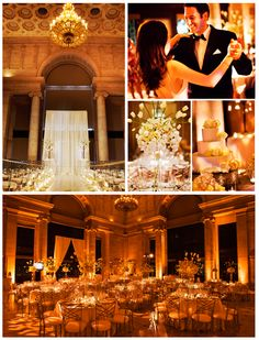 #AndrewWeeksPhotography captures the elegance & golden light of today's wedding at Asian Art Museum in San Francisco beautifully; http://www.idovenues.com/wedding-venues/asian-art-museum-a-san-francisco-classic/