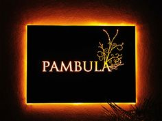 CUTOUT custom laser cut signage corporate signage commercial residential signage Corten rusted steel rustic metal