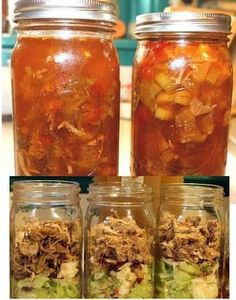 Canning Granny: Soup of the Day... Turkey and Cabbage Soup