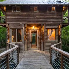 $295 per night, airbnb.com Accommodates: Up to 4 guests Standout Detail: Thought the Magic Treehouse was fictional? Think again. This handmade, artisan home was built in the middle of the Bayou. You can canoe or kayak on the Bayou Fountain, hike through the woods, birdwatch, and more — right from your backyard. More: Best Trail Running Shoes for Every Terrain