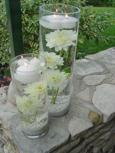 I will deff have something like this at my wedding surrounding photos of my loved ones who have passed!
