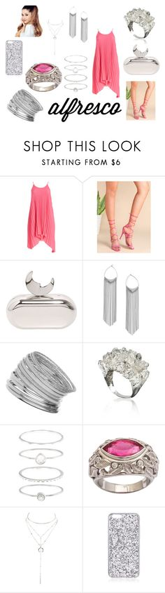 """""""flowing female warrior"""" by tammysomerhalder ❤ liked on Polyvore featuring Shelby & Palmer, Benedetta Bruzziches, Miss Selfridge, Accessorize, Helen Ringus, Charlotte Russe and plus size dresses"""