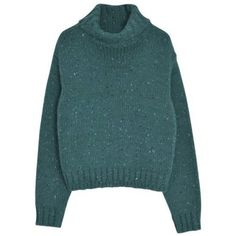 Refreshing Turtleneck Long Sleeve Tiny Dot Printed Pullover Sweater... (31 AUD) ❤ liked on Polyvore featuring tops, sweaters, jumpers, shirts, turtle neck sweater, shirt sweater, long sleeve sweater, turtleneck long sleeve shirt and blue turtleneck