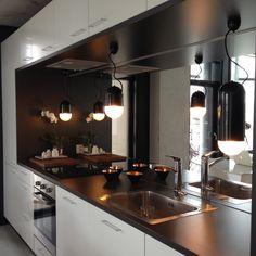 keittiön välitila peili - Google-haku