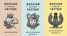 Russian criminal tattoos have a complex system of symbols which can give quite detailed information about the wearer. Not only do the symbols carry meaning but the area of the body on which they are placed may be meaningful too.