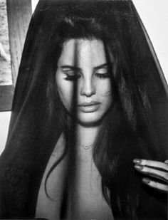 Lana Del Rey for V Magazine