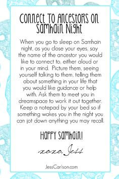 Samhain, the Witches' New Year, brings the spiritual year to an end and the spirits of the dead back for a visit us. Let's learn some Samhain basics. Halloween Tags, Samhain Halloween, Wiccan Sabbats, Wicca Witchcraft, Magick, Samhain Traditions, Samhain Ritual, Eclectic Witch, Modern Witch
