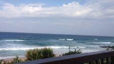 Umhlanga sands deck view