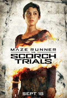 Brenda in Maze Runner: The Scorch Trials