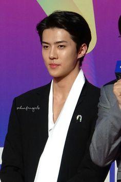 [171201] #EXO #SEHUN @MAMA 2017 in HONGKONG