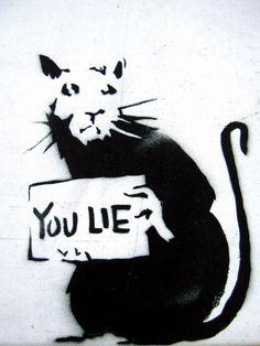 Banksy - courtesy Castelvecchi