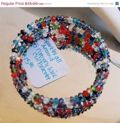 Spring Cleaning Sale  Sparkles All Around by hollyshobbiesncrafts, $12.00