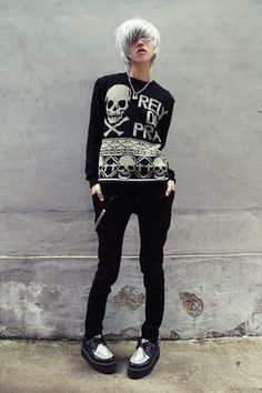 tomboy harajuku - Google Search