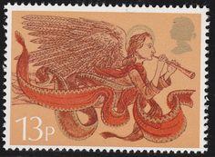Royal Mail Christmas 1975