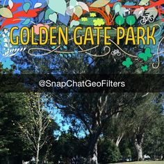 Golden Gate Park, San Fransciso