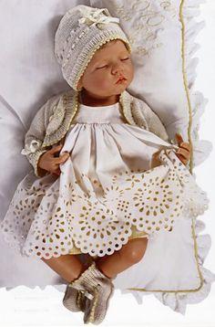 Miriam - Doll by Hildegard Gunzel