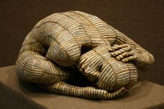 Sculptures by Rabarama - ego-alterego.com