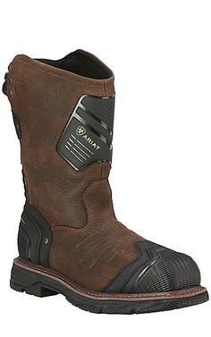 Browse men's work boots from Cavender's to get the job done in durable, reliable style. Find your perfect pair of work boots for men today. Women's Shoes, Shoe Boots, Man Shoes, Converse Shoes, Wide Shoes For Men, Ariat Mens Boots, Composite Toe Work Boots, Stylish Mens Fashion, Men Boots