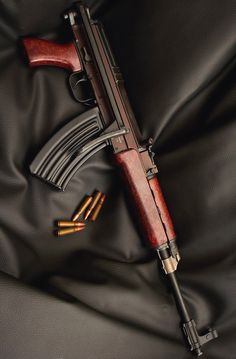 RPK Kalashnikov hand-held machine gun - (The type of gun that the Mujahideen had) (words)