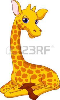 Giraffe Clip Art Giraffe Clip Art Royalty Free Animal