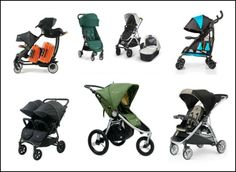 Stroller engineering gets better every year. Proof positive: the following 7 beauties with gee-whiz features like expanding baskets, seats that morph according to your needs, and teeny tiny folds that let you store them anywhere you need. The best part: prices start at $179.99.